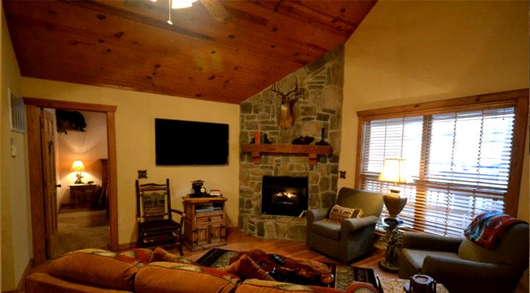 Stonebridge 2 Bedroom Cabin Branson Mo Branson Travel Office