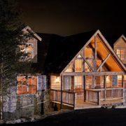 4 Bedroom Stonebridge Cabin
