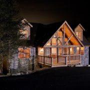 Cabins at Stonebridge Resort!