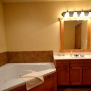 4 Master Bathrooms (With Walk-in Showers & Jetted Tubs!)