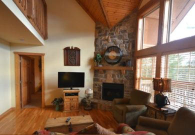 Stonebridge – 4 Bedroom Cabins