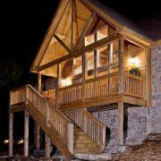 Beautiful, Rustic Cabins!