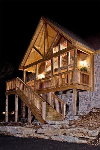 4 Bedroom Cabins (Branson, MO)