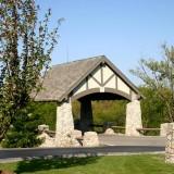 Stonebridge Resort Covered Bridge Entrance