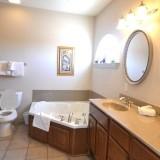 Master Bathroom (Jetted Tub)