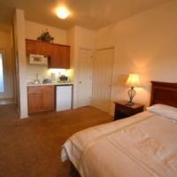 King Standard Room & Kitchenette