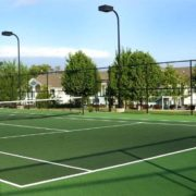 Tennis Courts On-Site