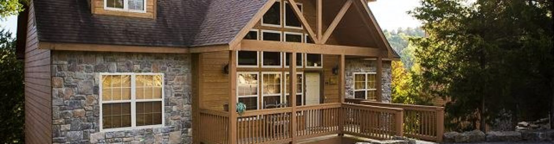 Top Of The 9th Lodge 4 Bedroom Cabin At Stonebridge Branson Mo The Travel Office