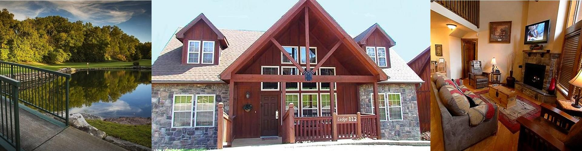 Wilderness Lodge 4 Bedroom Cabin At Stonebridge Branson Mo The Travel Office