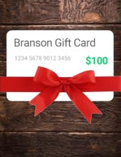 Branson Gift Cards