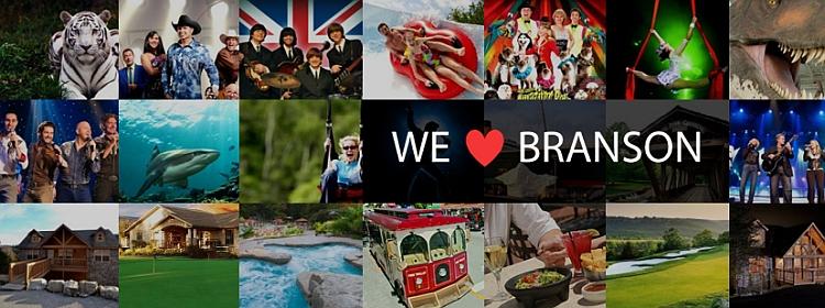 We LOVE Branson!