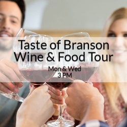 Taste of Branson Wine & Food Tour