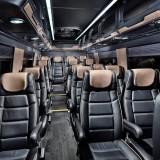 Luxury Leather Interior