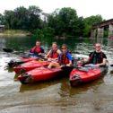 Kayak the Famous Lake Taneycomo!