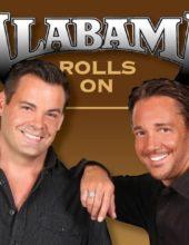 """Alabama """"Rolls On Tribute"""""""