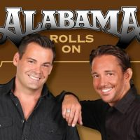 Alabama Rolls on Tribute Show