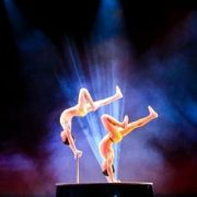 Chinese Acrobatic Feats!