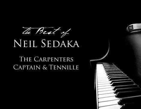 The Best of Neil Sedaka, The Carpenters, & Captain & Tennille