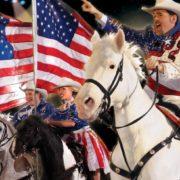 Incredible Horse Riding!
