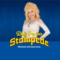 Dolly Parton's Stampede in Branson!