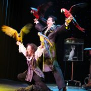 Magicians Dave & Denise Hamner