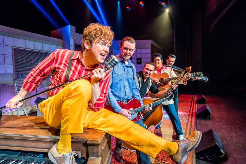 Million Dollar Quartet Promo Package