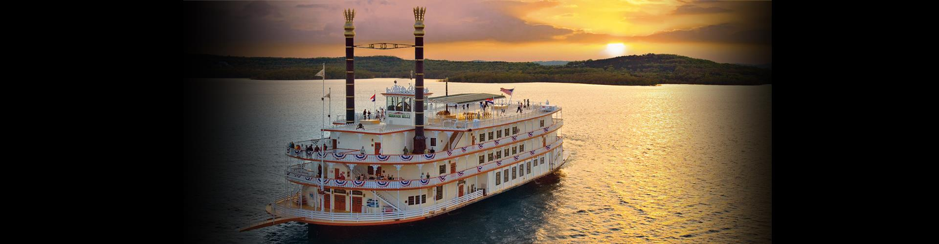 Showboat Branson Belle Package