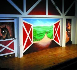 Little Opry Theatre Stage