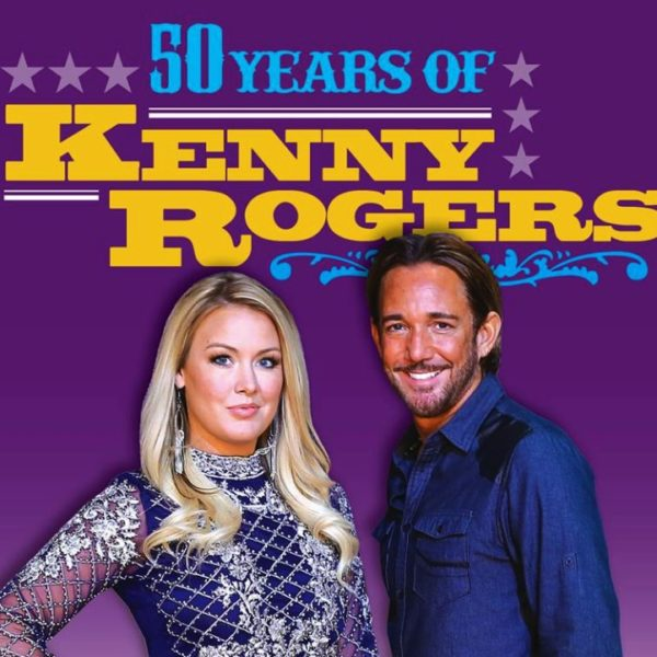 50 Years of Kenny Rogers' Music!