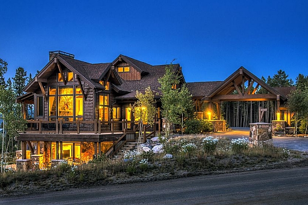 Bristlecone Lodge House