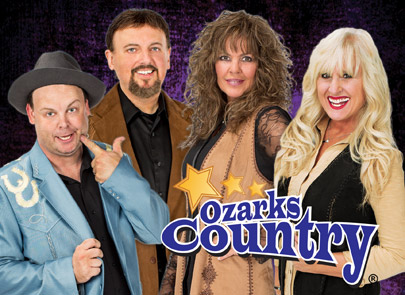 Ozarks Country Show Package