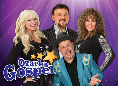 Ozarks Gospel Show Package