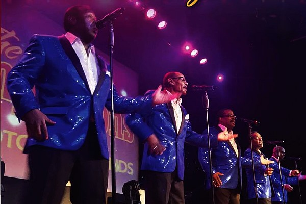 Temptations & Motown Show Package