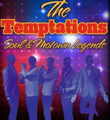 Temptations Motown Legends