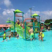 The New Coconut Cove Kids Area