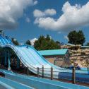 Dual Water Slides!