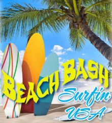 Beach Bash Surfin' USA