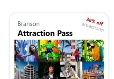 Branson Attraction Pass!