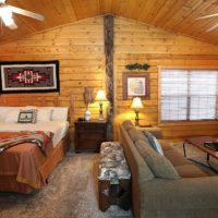 Studio-Style Cabin