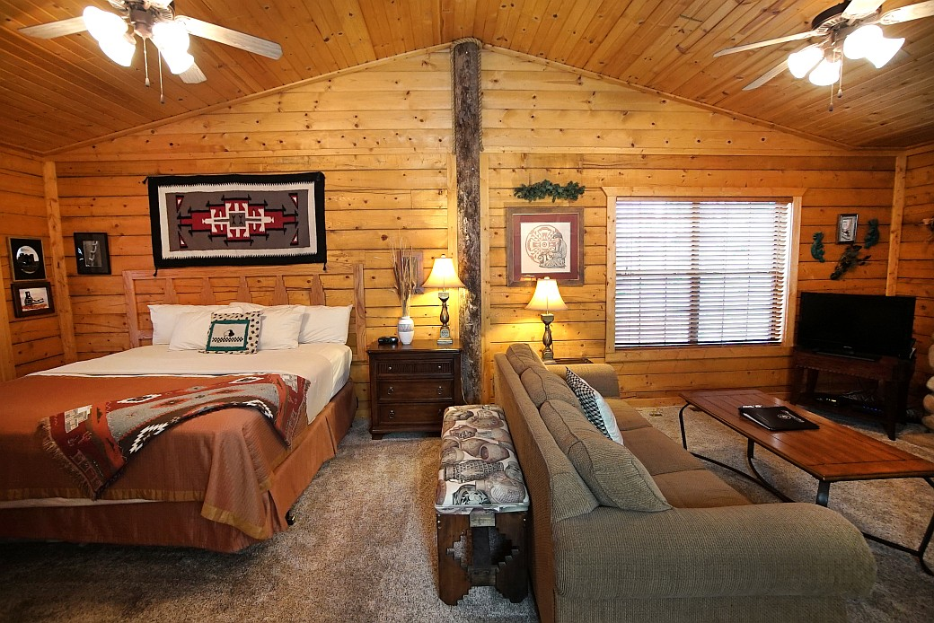 Cabins At Grand Mountain 1 Bedroom Cabin Branson Travel Office