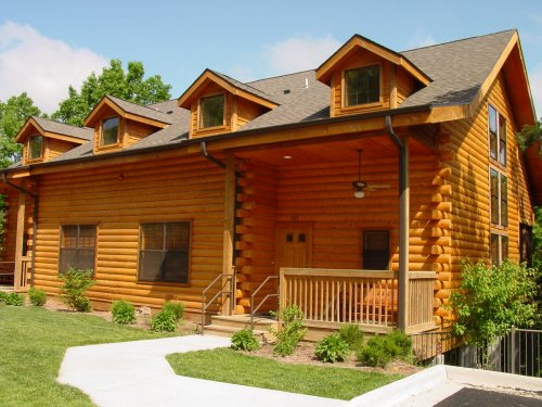 Cabins At Grand Mountain 2 Bedroom Cabin Branson Travel Office