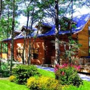 2 Bedroom Cabin + Loft at Cabins at Grand Mountain