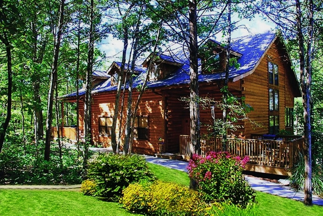 Cabins At Grand Mountain Branson Travel Office