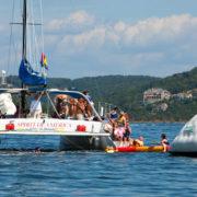 Spirit of America Swim Cruise