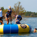 Swim Cruise with Slides, Inflatables, & More!
