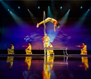 Amazing Acrobats Shanghai