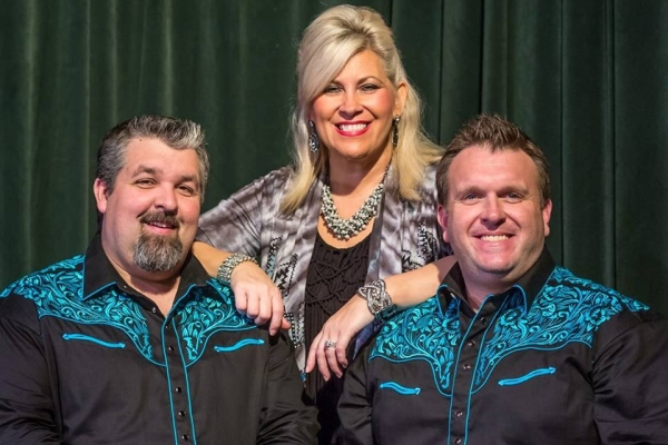 Faith's Journey stars in the lunch show Absolutely Country, Definitely Gospel in Branson.