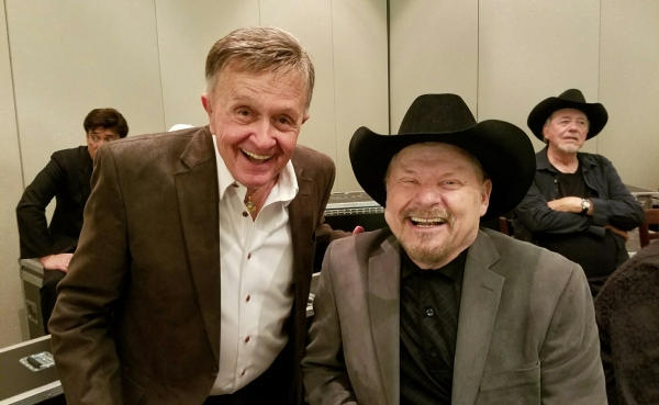 Country legends Bill Anderson & Moe Bandy will be performing a one-night-only concert at the Welk Resort in Branson on June 23, 2017