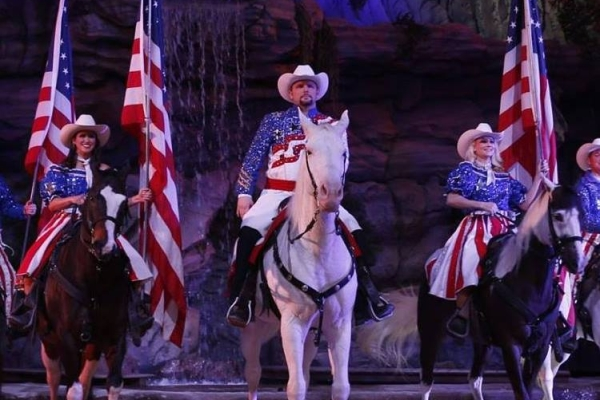 Dolly Parton's Dixie Stampede is Branson's most popular and famous dinner show!
