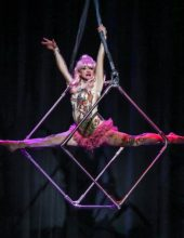 Cirque Show With Janice Martin